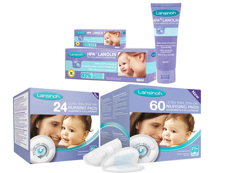 LANSINOH® – THE BEST FOR BABY