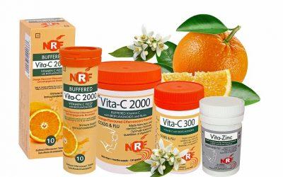 NRF Vitamin C for Eye Care