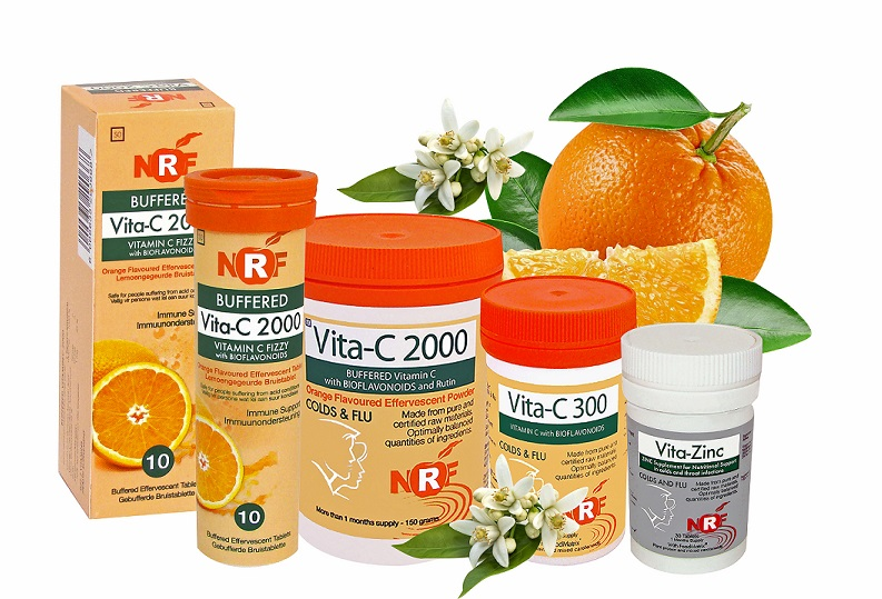 NRF Vitamin C for Eye Care