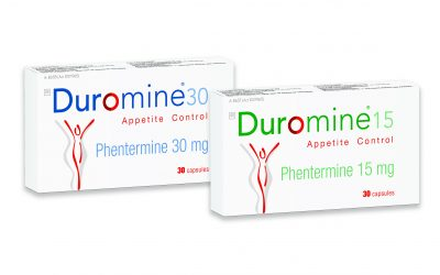 The risk of weight gain and the benefit of weight loss – how Duromine® can help your patients