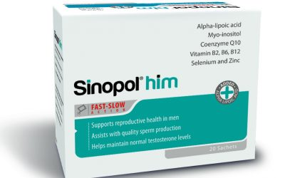 New supplement launched in SA to assist with male infertility