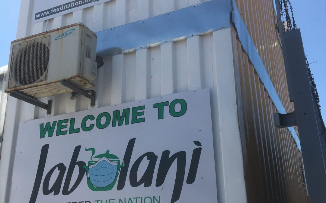 It takes a village – how a container village is providing a safe haven for impoverished children