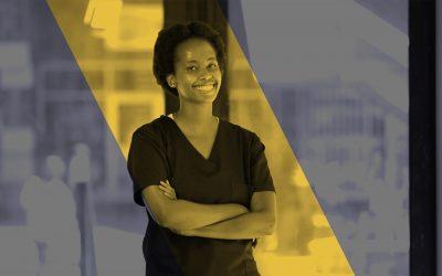The Next Generation of Brave: Meet nursing student Karabo Seema from the SG Lourens Nursing College in Pretoria