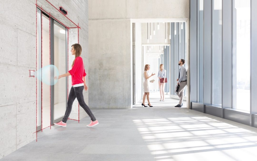 Why dormakaba's touch-free automated entrance solutions are sought-after