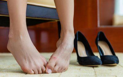 Jump feet first into summer with no nail-shaming