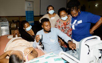 Infiniti ultrasound scan machines to boost Unjani Clinics