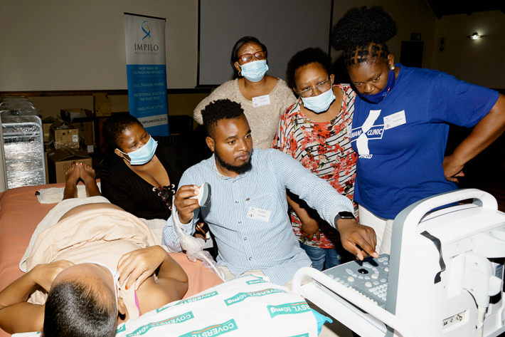 Infiniti ultrasound scan machines to boost Unjani Clinics